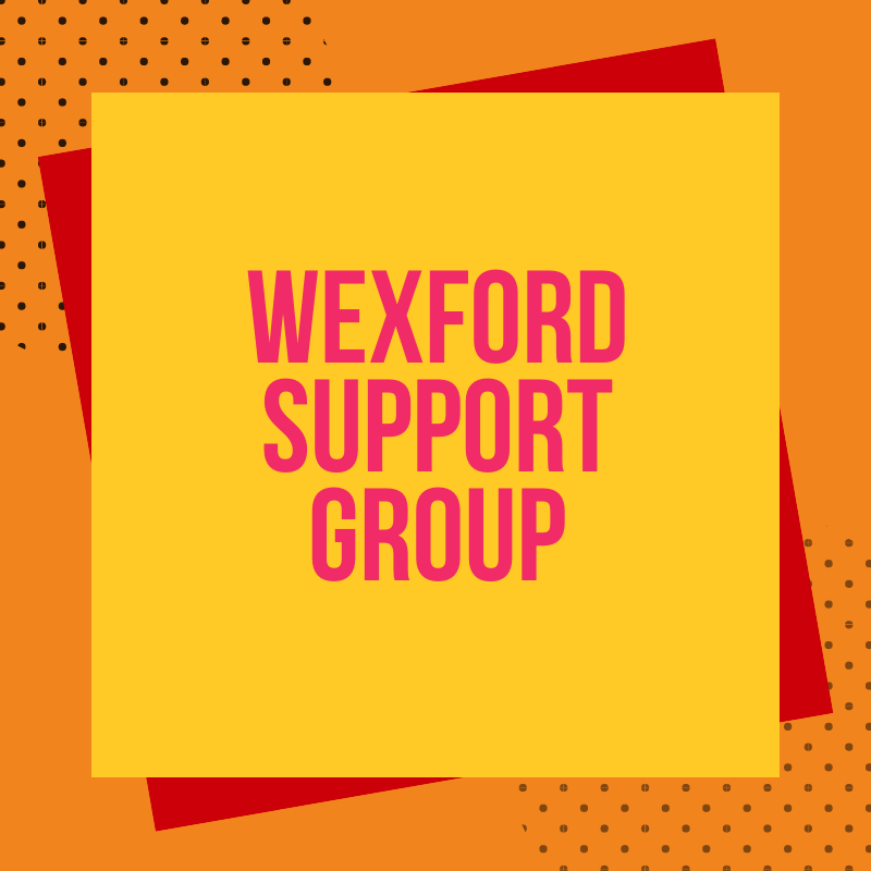 Wexford support group meeting